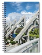 San Diego Convention Center  Spiral Notebook