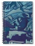 Sanctuaries And Citadels Spiral Notebook