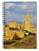 Segovia, Spain Spiral Notebook