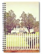 Somewhere In Time Spiral Notebook
