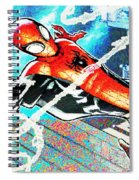 Spider-man Spiral Notebook