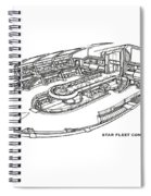 Star Trek Spiral Notebook