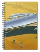 Star Wars Spiral Notebook