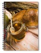 Still Life Spiral Notebook