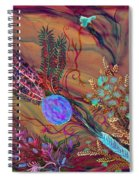 Sukkot-the Lulav Spiral Notebook