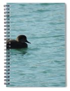 Swimming Alone Spiral Notebook
