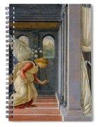 The Annunciation Spiral Notebook