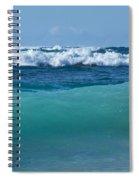 The Blue Sea Spiral Notebook