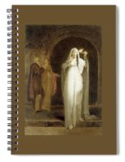 The Sleepwalking Scene Act V Scene I From Macbeth Henry Pierce Bone Spiral Notebook