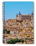 Toledo, Spain Spiral Notebook