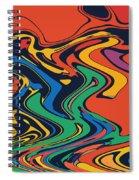 Unorganized Stuff Spiral Notebook