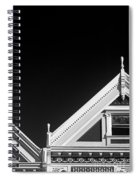 Victorian Style Homes  Spiral Notebook