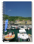 Vila Franca Do Campo Spiral Notebook