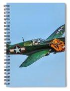 Warhawk Spiral Notebook