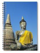Wat Mahathat Spiral Notebook