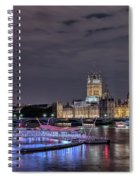 Westminster - London Spiral Notebook