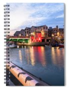Weymouth - England Spiral Notebook
