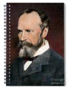 William James, 1842-1910 Spiral Notebook