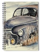 40 Chevy Spiral Notebook