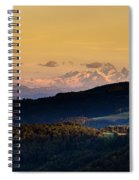 Landscape Spiral Notebook