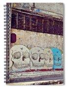Havana Cuba Spiral Notebook