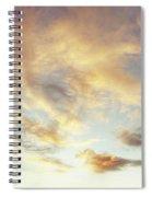 Summer Sky 1 Spiral Notebook
