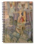 41628 Carlos Saenz De Tejada Spiral Notebook