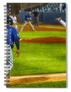 42 Coming Home Spiral Notebook