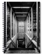 42nd Street Bryant Park Fifth Avenue Spiral Notebook