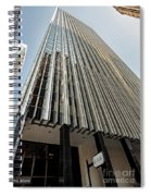 44 Montgomery Building In San Francisco, California Spiral Notebook