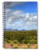 Sonora Desert Spiral Notebook
