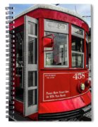 458 Spiral Notebook