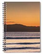 Dawn Seascape Spiral Notebook