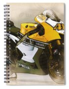 46  Rossi Spiral Notebook
