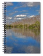 47- Everglades Serenity Spiral Notebook
