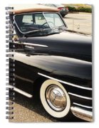 47 Packard Spiral Notebook
