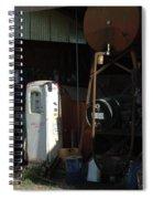 48 Cents Per Gallon Spiral Notebook