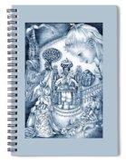 48620 Adrienne Segur Spiral Notebook