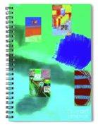 5-14-2015gabcdefghijklmn Spiral Notebook