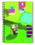 5-14-2015gabcdefghijklmnopqrtuv Spiral Notebook