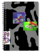 5-21-3057p Spiral Notebook
