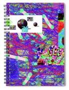 5-3-2015gabcdefghijklmn Spiral Notebook