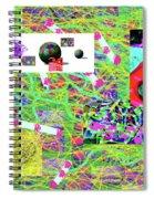 5-3-2015gabcdefghijklmnopqrtuvwxyzabcdefgh Spiral Notebook