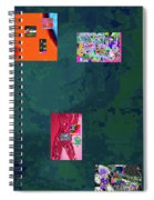 5-4-2015f Spiral Notebook