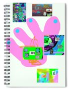 5-5-2015babcdefghijklmn Spiral Notebook