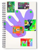 5-5-2015babcdefghijklmnopqrtuv Spiral Notebook
