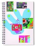 5-5-2015babcdefghijklmnopqrtuvwxyza Spiral Notebook