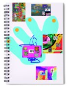 5-5-2015babcdefghijklmnopqrtuvwxyzabcde Spiral Notebook