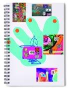 5-5-2015babcdefghijklmnopqrtuvwxyzabcdefg Spiral Notebook