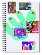5-5-2015babcdefghijklmnopqrtuvwxyzabcdefgh Spiral Notebook